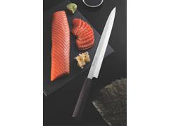 "Faca Yanagiba Tramontina Sushi Lâmina em Aço Inox e Cabo de Nylon 13"" - 3"