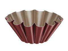 Forma para Brioche Tramontina Antiaderente Vermelha 22CM