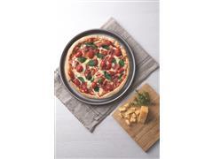 Assadeira para Pizza Tramontina Formia Antiaderente Max Preto 30CM - 1
