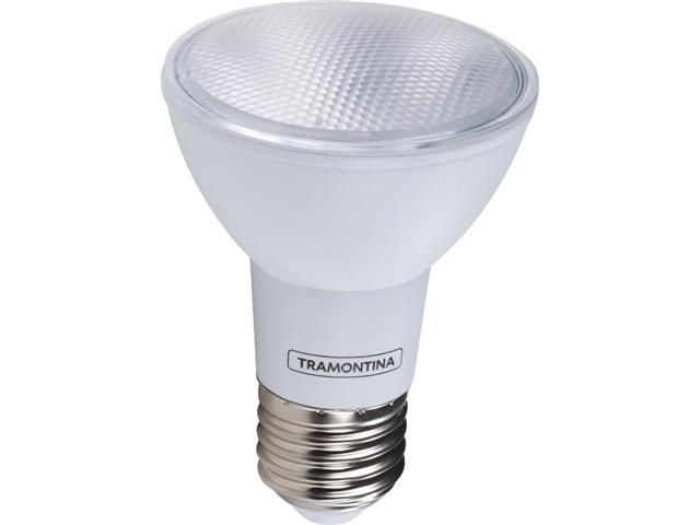 Lâmpada LED Tramontina PAR20 E27 525 lm Bivolt 6500 K Luz Branca 6W