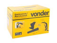 Soprador e Aspirador Vonder SAV 680W - 7