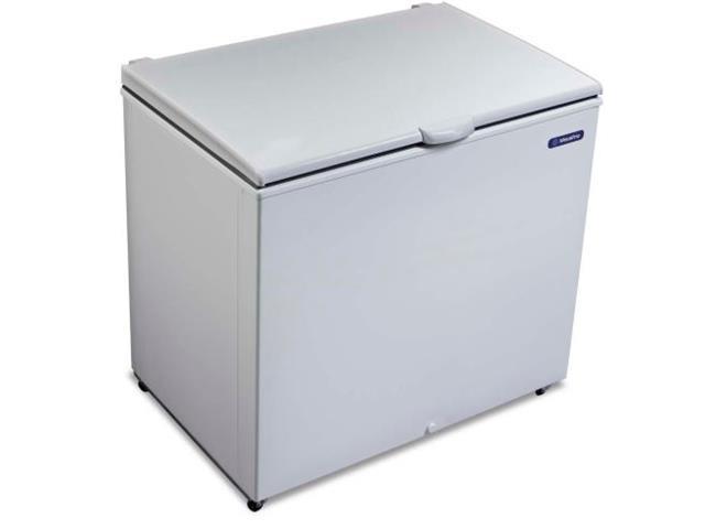 Freezer e Refrigerador Horizontal Metalfrio 293 Litros