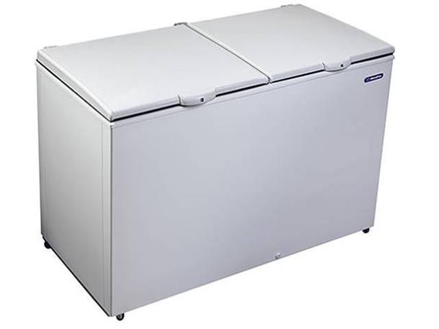 Freezer e Refrigerador Horizontal Metalfrio 419 Litros