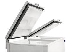 Freezer e Refrigerador Horizontal Metalfrio 419 Litros - 1