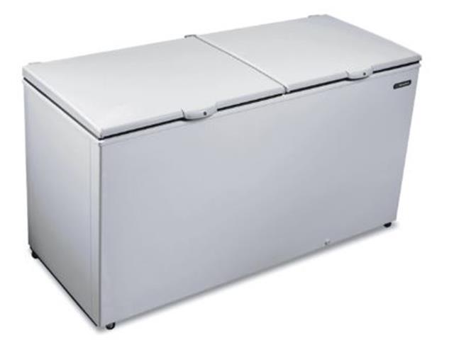 Freezer e Refrigerador Horizontal Metalfrio 546 Litros