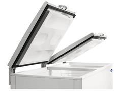 Freezer e Refrigerador Horizontal Metalfrio 546 Litros - 1