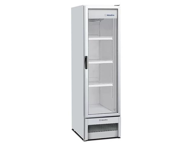 Refrigerador Vertical Porta de Vidro Metalfrio 324 Litros