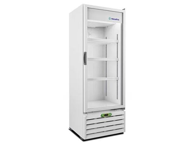 Refrigerador Vertical Porta de Vidro Metalfrio 406 Litros