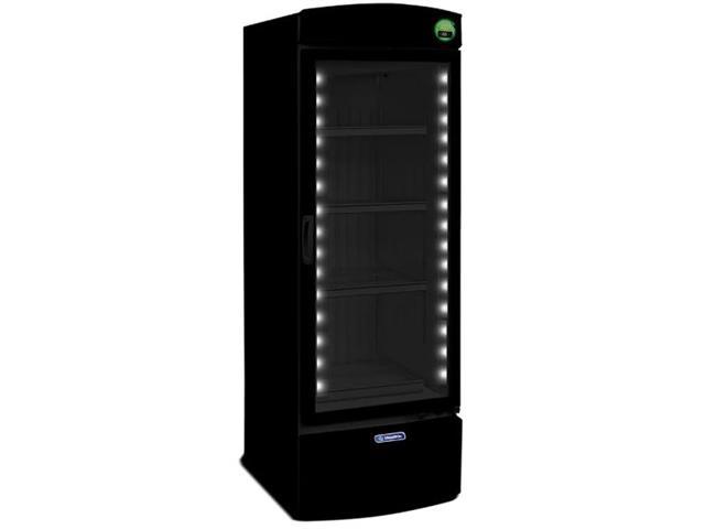 Refrigerador Controlador Eletrônico Metalfrio AllBlack 572 Litros