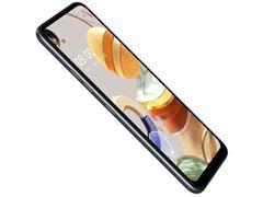 """Smartphone LG K61 4G 128GB Duos 6,53""""FHD+ IA Quad-Câm 48+8+5+2 Titânio - 5"""