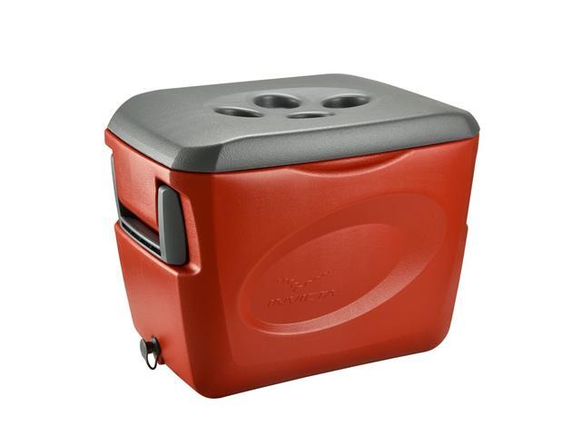 Caixa Térmica Invicta Vermelho Velvet 45 Litros