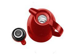 Bule Invicta com Gatilho Viena Ceramic Vermelho 1 Litro - 3
