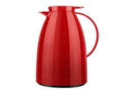 Bule Invicta com Gatilho Viena Ceramic Vermelho 1 Litro