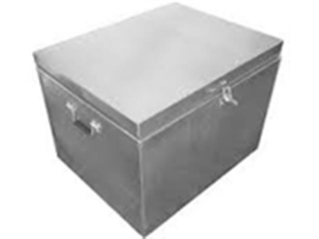 Combo com 2 Caixas Térmicas Polar Box 120 Litros