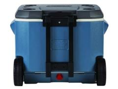 Caixa Térmica com Rodas Coleman Dusk Azul 47 Litros - 2