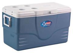 Caixa Térmica Coleman Xtreme Azul 66 Litros