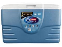 Caixa Térmica Coleman Xtreme Azul 49 Litros - 1