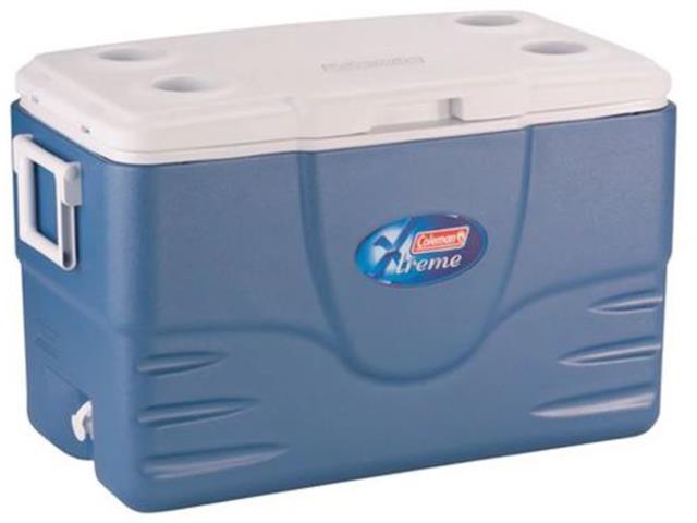 Caixa Térmica Coleman Xtreme Azul 49 Litros