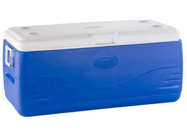 Caixa Térmica Coleman Azul 141 Litros