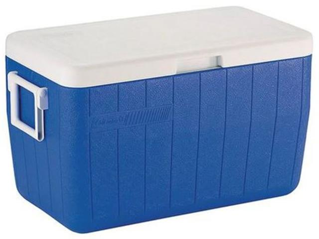 Caixa Térmica Coleman Azul 45 Litros
