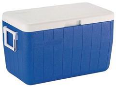 Caixa Térmica Coleman Azul 45 Litros - 0