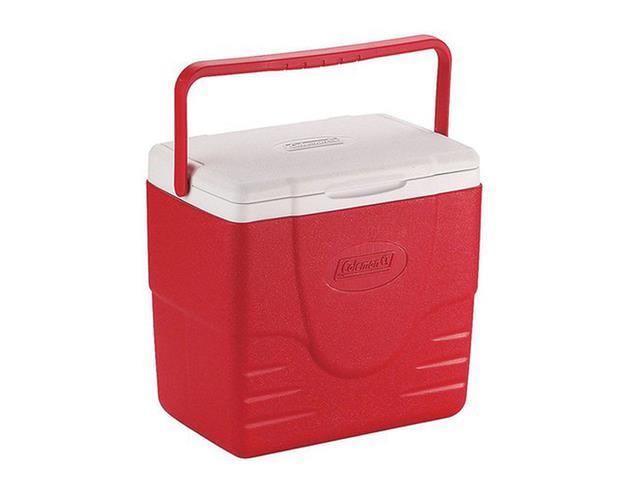 Caixa Térmica Coleman Vermelha 15 Litros