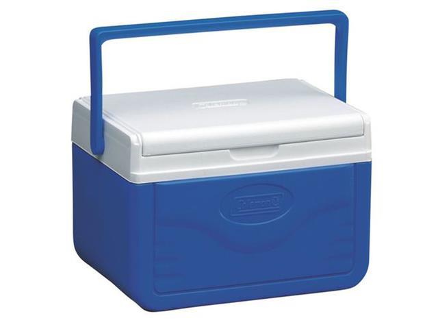 Caixa Térmica Coleman Azul 4,7 Litros