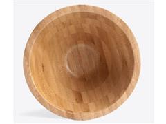 Cumbuca em Bambu com Colher 18CM 400ML - 2