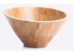 Cumbuca em Bambu com Colher 18CM 400ML - 1