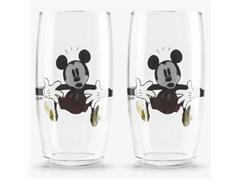Jogo de Copos de Vidro Mickey 300ML - 1