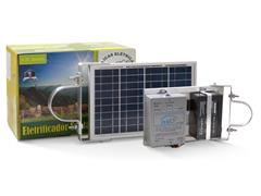Eletrificador de Cerca Solar Zebu ZS20BI com Bateria