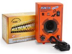 Repelente Ultrassônico Zebu Rum Turbo Multifunções