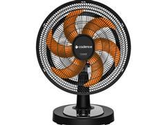 Ventilador 2 em 1 Cadence Turbo Conforto Orange Black - 2