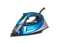 Ferro de Passar a Vapor Cerâmica Oster Turbo Steam Azul