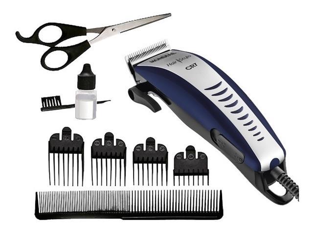 Cortador de Cabelos Mondial Hair Stylo CR7