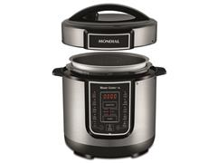 Panela de Pressão Elétrica Digital Mondial Master Cooker 3 Litros - 1