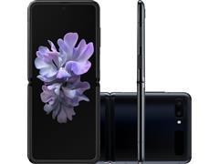 "Smartphone Samsung Galaxy Z Flip 256GB 8GB RAM 6.7"" Câm 12+13MP Preto - 0"