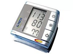 Aparelho de Pressão Digital Automático G-Tech de Pulso BP3BK1