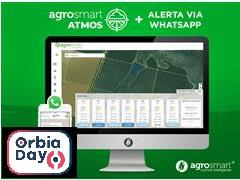 Agrosmart ATMOS - Previsão do Tempo + Previsão do Tempo via WhatsApp - 0