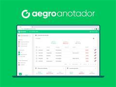 Anotador - Solução Aegro para o Livro Caixa Digital do Produtor Rural