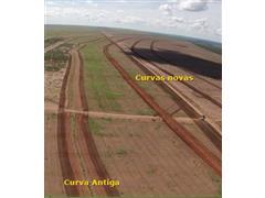 Criação de Curvas de Nível e Terraços - 1
