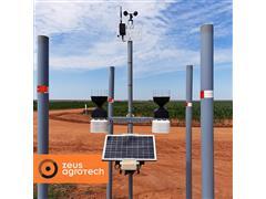 Estação Meteorológica Zeus - Central 3G - 3