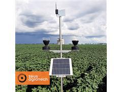 Pluviômetro Digital Zeus - 3G - 1