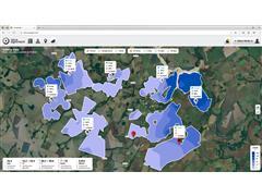 Pluviômetro Digital Zeus - 3G - 4