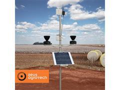 Pluviômetro Digital Zeus - Satélite - 2
