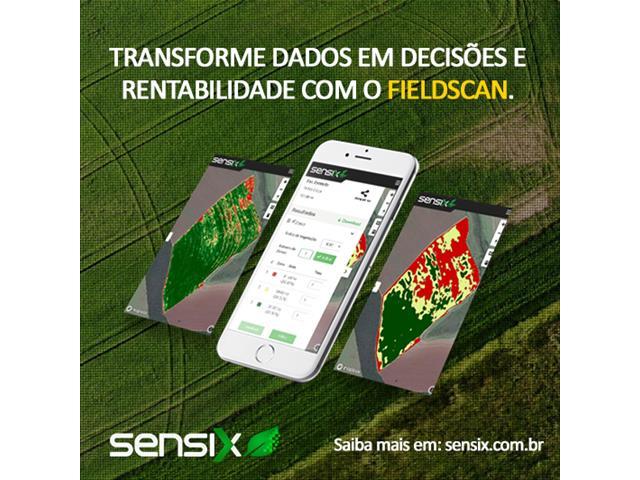 Plataforma Sensix FieldScan