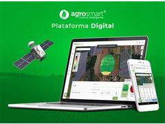 Pluviômetro Digital com Conectividade Satélite - Agrosmart - 1