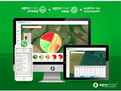 Pluviômetro Digital com Conectividade Satélite - Agrosmart - 2