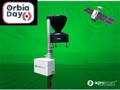 Pluviômetro Digital com Conectividade Satélite - Agrosmart