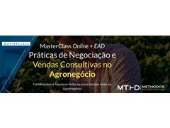 MasterClass Online + EAD Práticas de Negociação Consultivas - 1